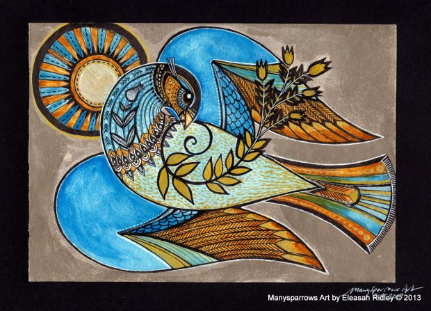 peace doves manysparrows art (6)