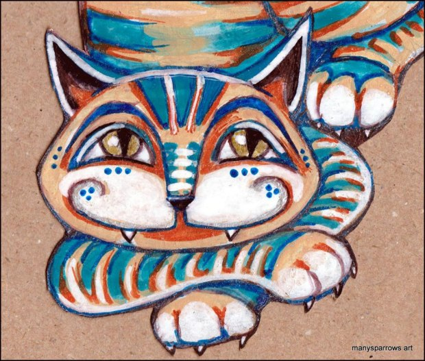 cats by manysparrows art (3)