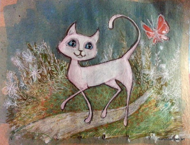 cats by manysparrows art (6)
