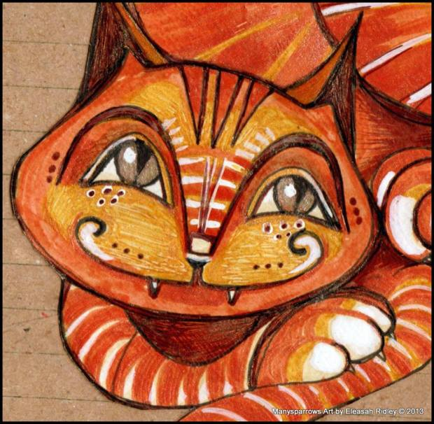 cats by manysparrows art (8)